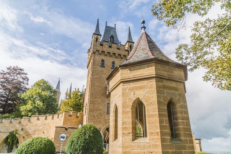 【德國】仙蹤大道:霍亨索倫城堡 5