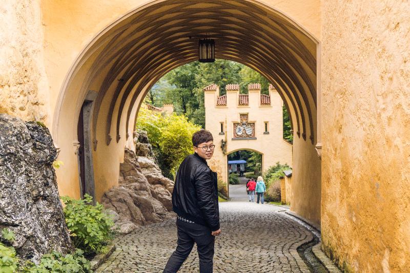 【德國】羅曼蒂克大道:新天鵝堡 17