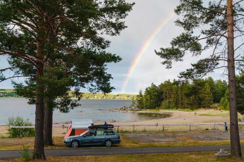 【北歐露營】瑞典露營初體驗 - 松茲瓦爾營地 (Sundsvall Camping) 35
