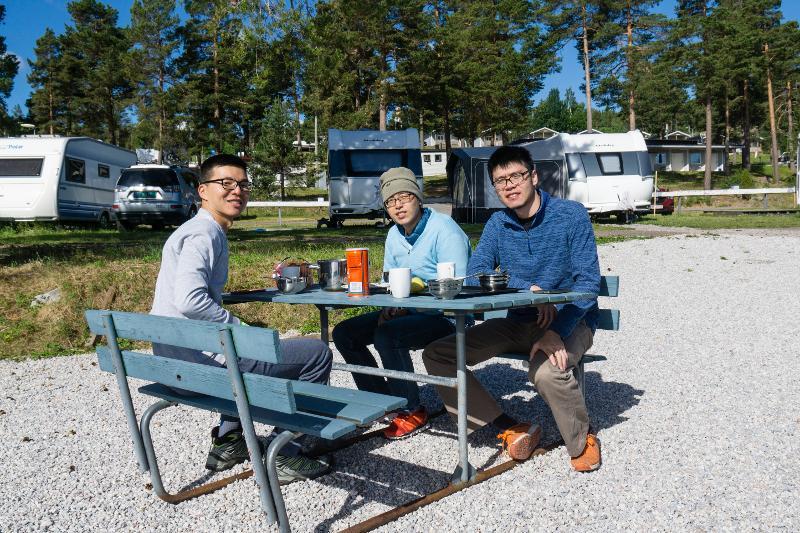 【北歐露營】瑞典露營初體驗 - 松茲瓦爾營地 (Sundsvall Camping) 37