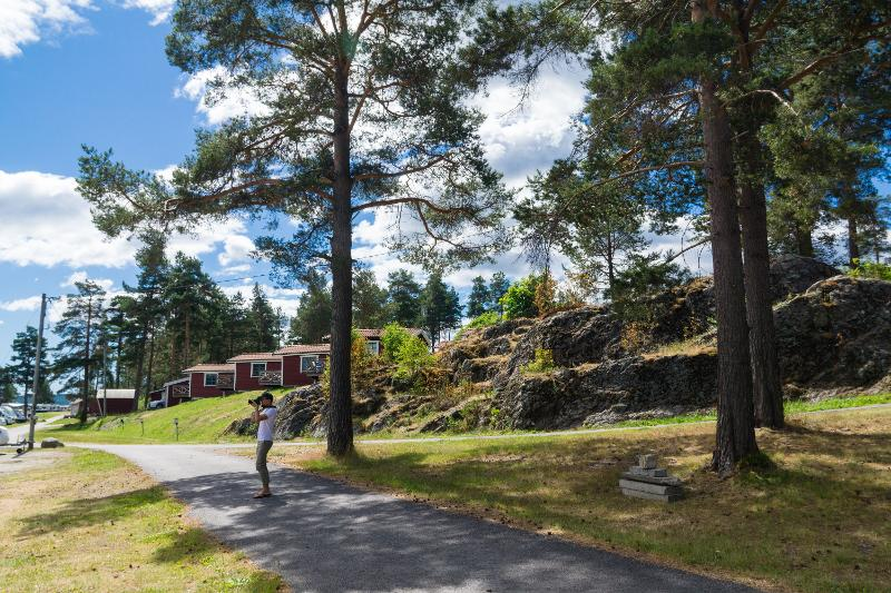 【北歐露營】瑞典露營初體驗 - 松茲瓦爾營地 (Sundsvall Camping) 41