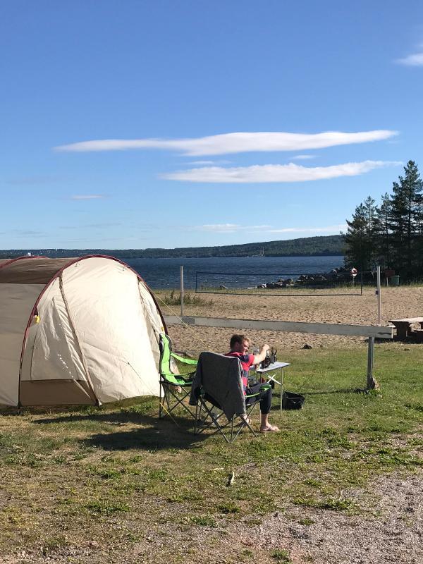 【北歐露營】瑞典露營初體驗 - 松茲瓦爾營地 (Sundsvall Camping) 42