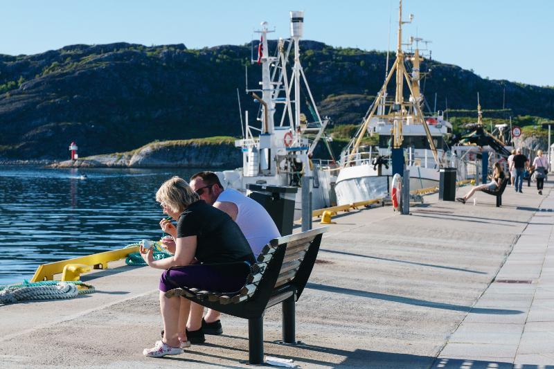【北歐景點】前進羅弗敦的北方轉運站 - Bodø 7