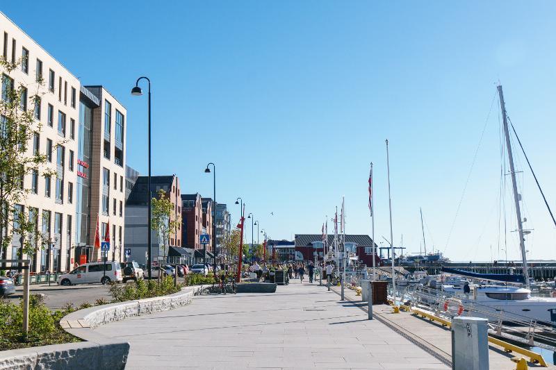 【北歐景點】前進羅弗敦的北方轉運站 - Bodø 8
