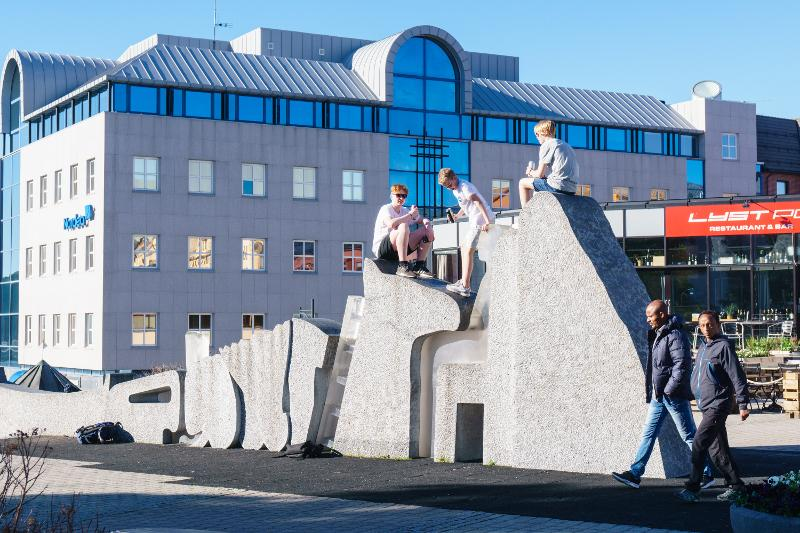 【北歐景點】前進羅弗敦的北方轉運站 - Bodø 10