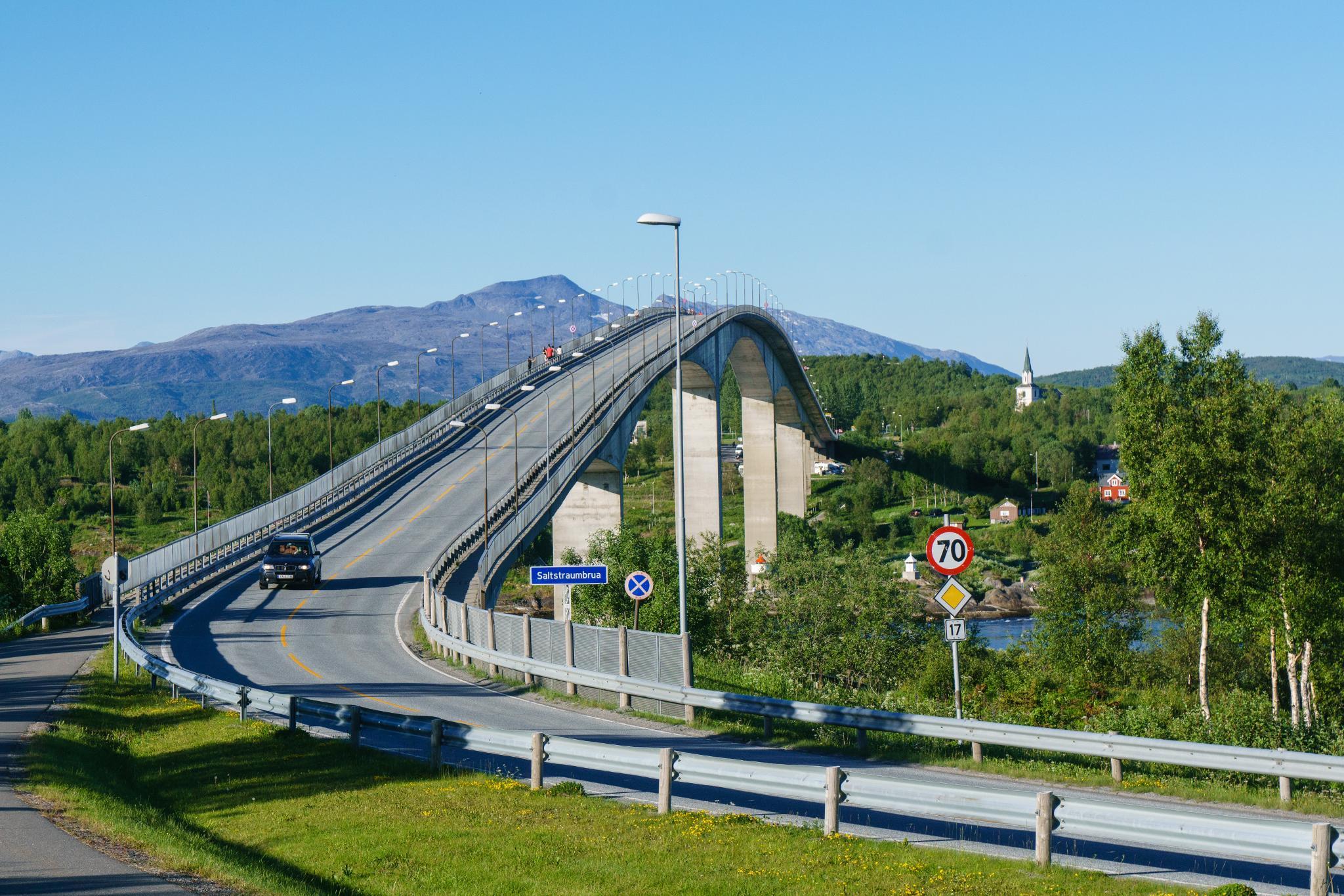 【北歐景點】來挪威看世界最強的潮汐流 - Saltstraumen 漩渦 9