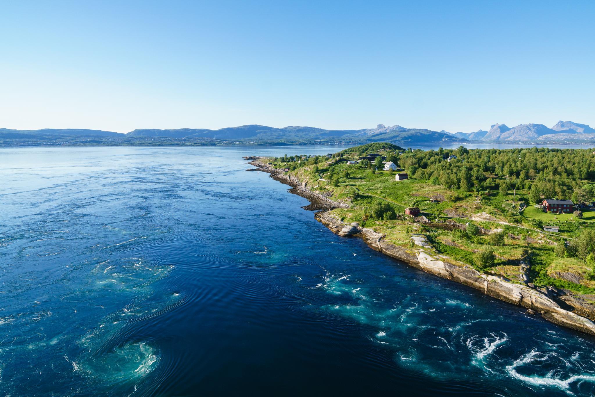 【北歐景點】來挪威看世界最強的潮汐流 - Saltstraumen 漩渦 12