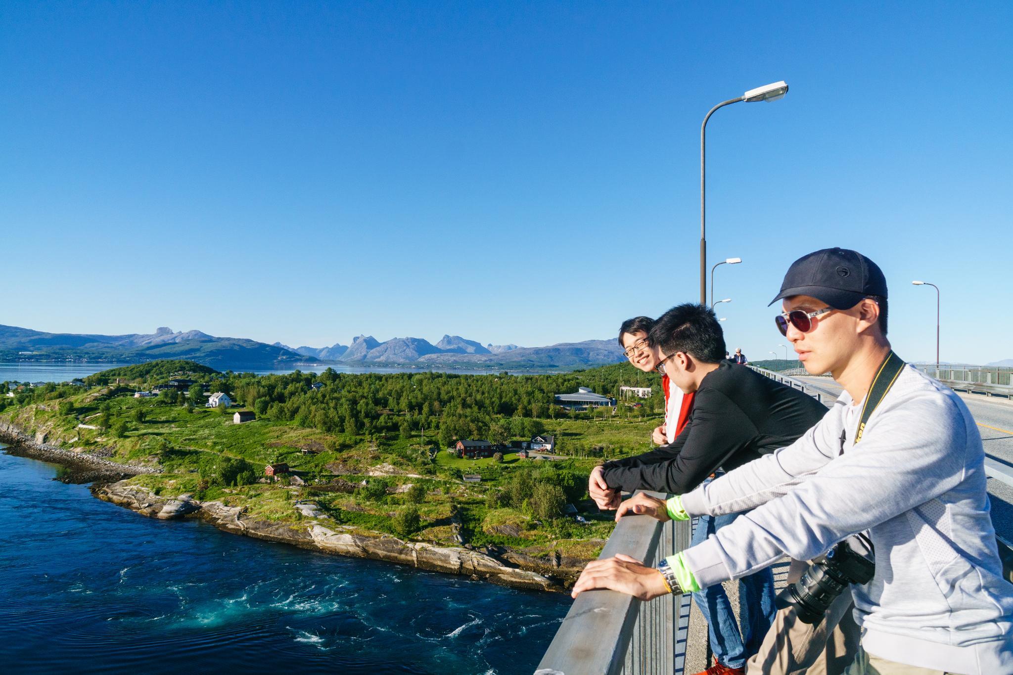 【北歐景點】來挪威看世界最強的潮汐流 - Saltstraumen 漩渦 11