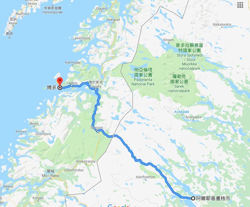 【北歐景點】來挪威看世界最強的潮汐流 - Saltstraumen 漩渦 4