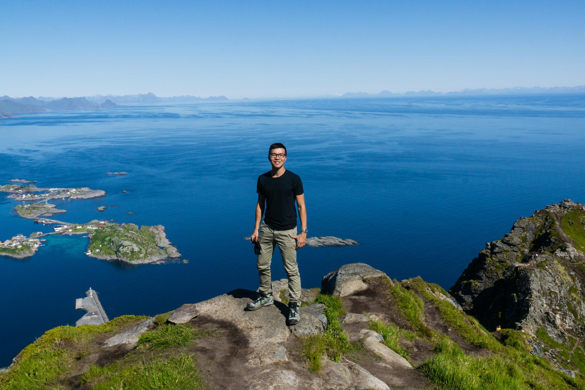 【羅弗敦群島】來了會一生無憾的絕景 - Reine小漁村與Reinebringen健行 15