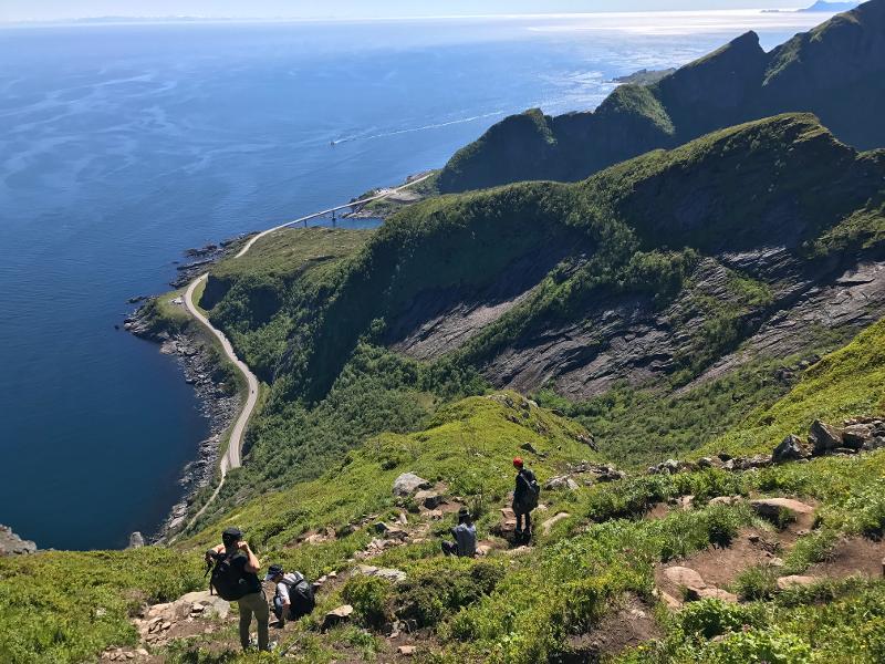【羅弗敦群島】來了會一生無憾的絕景 - Reine小漁村與Reinebringen健行 13