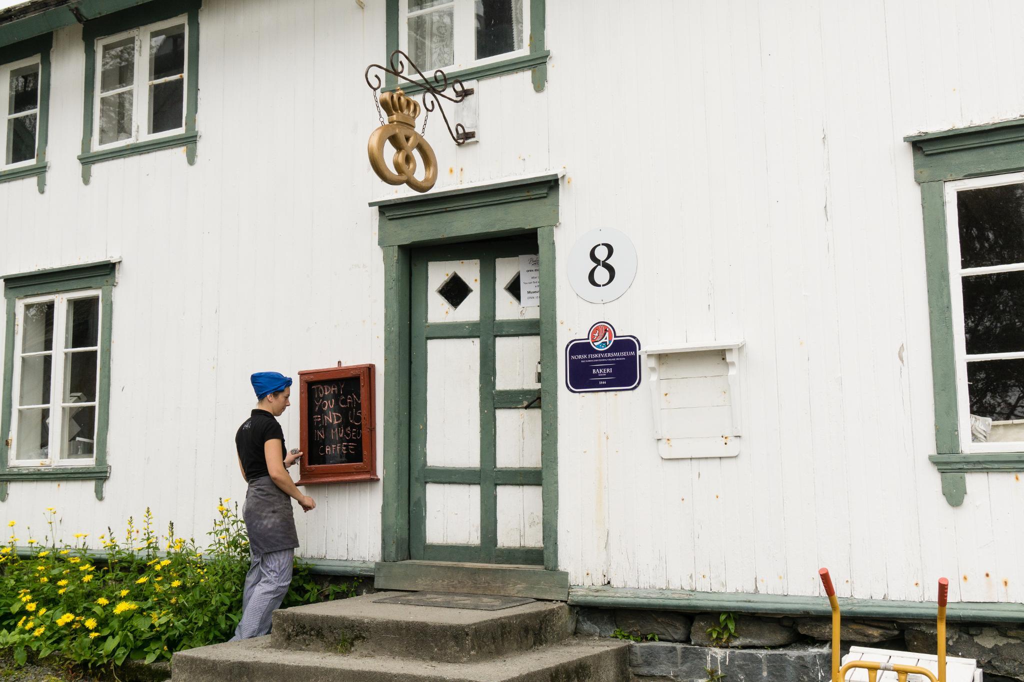 【羅弗敦群島】世界最短的地名 - Å 奧鎮 2