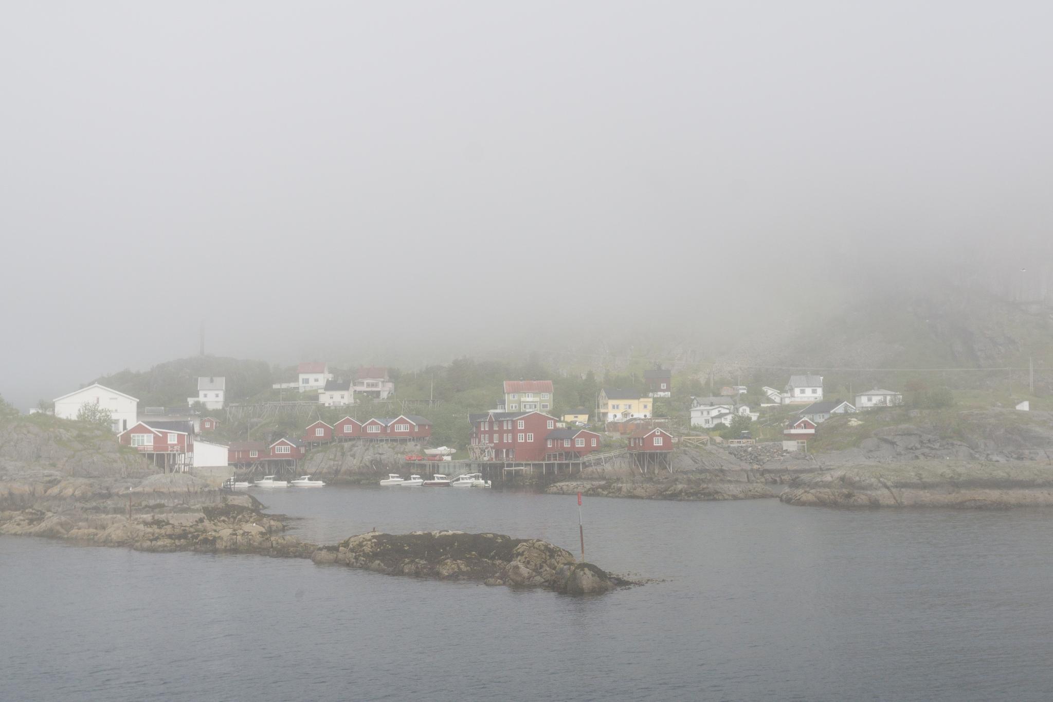 【羅弗敦群島】世界最短的地名 - Å 奧鎮 13