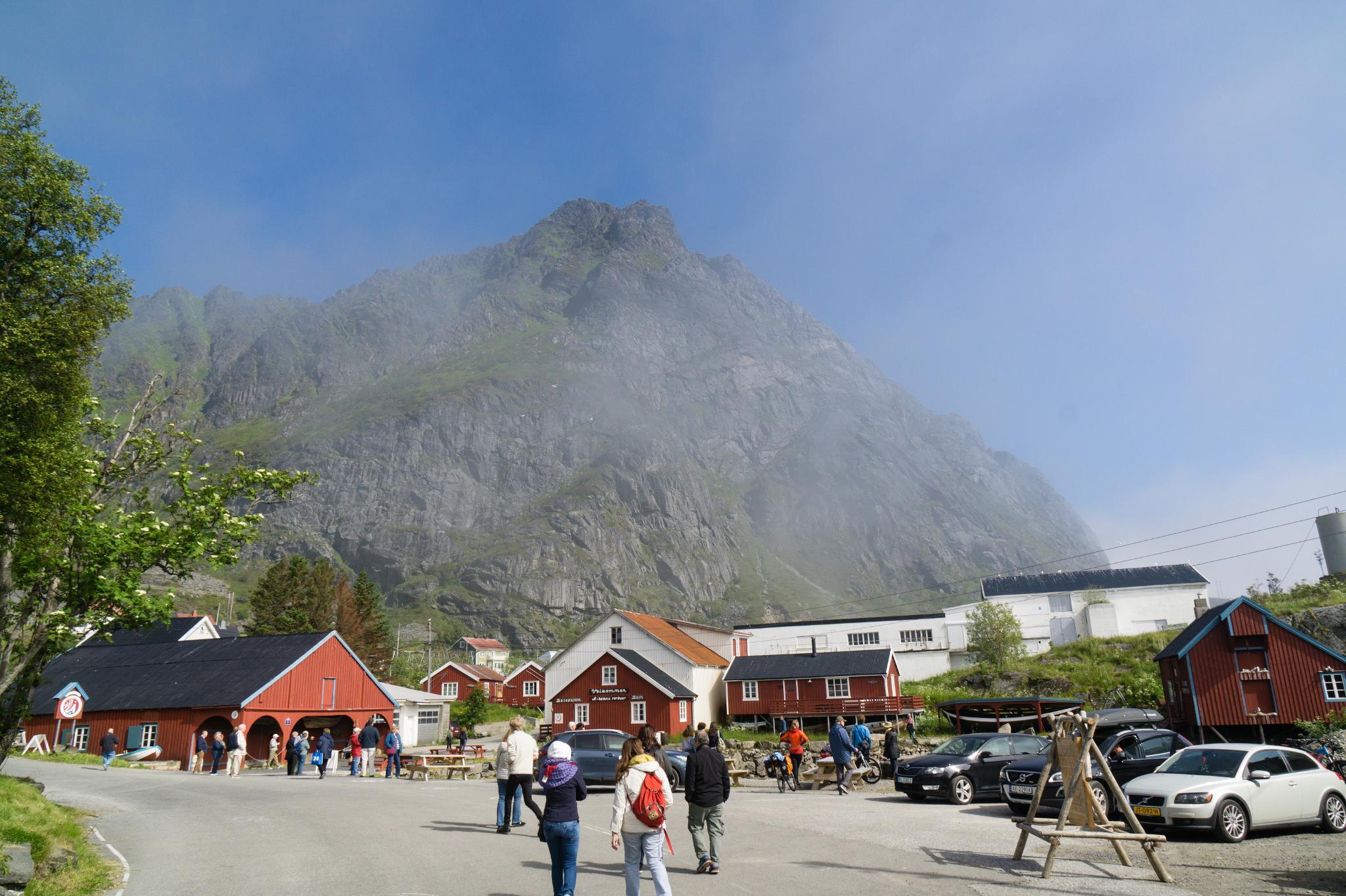 【羅弗敦群島】世界最短的地名 - Å 奧鎮 9
