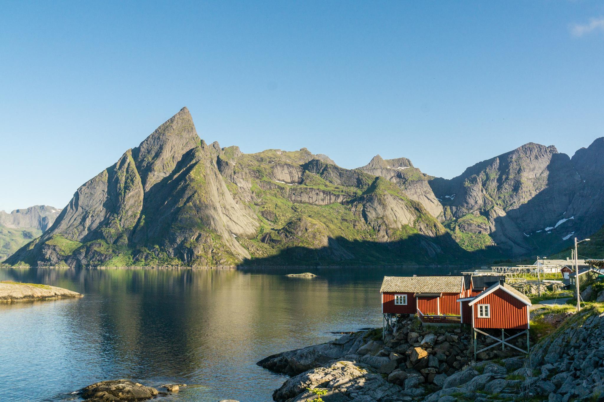 挪威瑞典露營 14