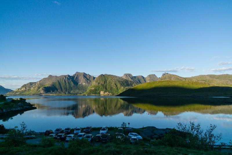 【羅弗敦群島】在世界的盡頭追逐午夜太陽 - Kvalvika Beach 4