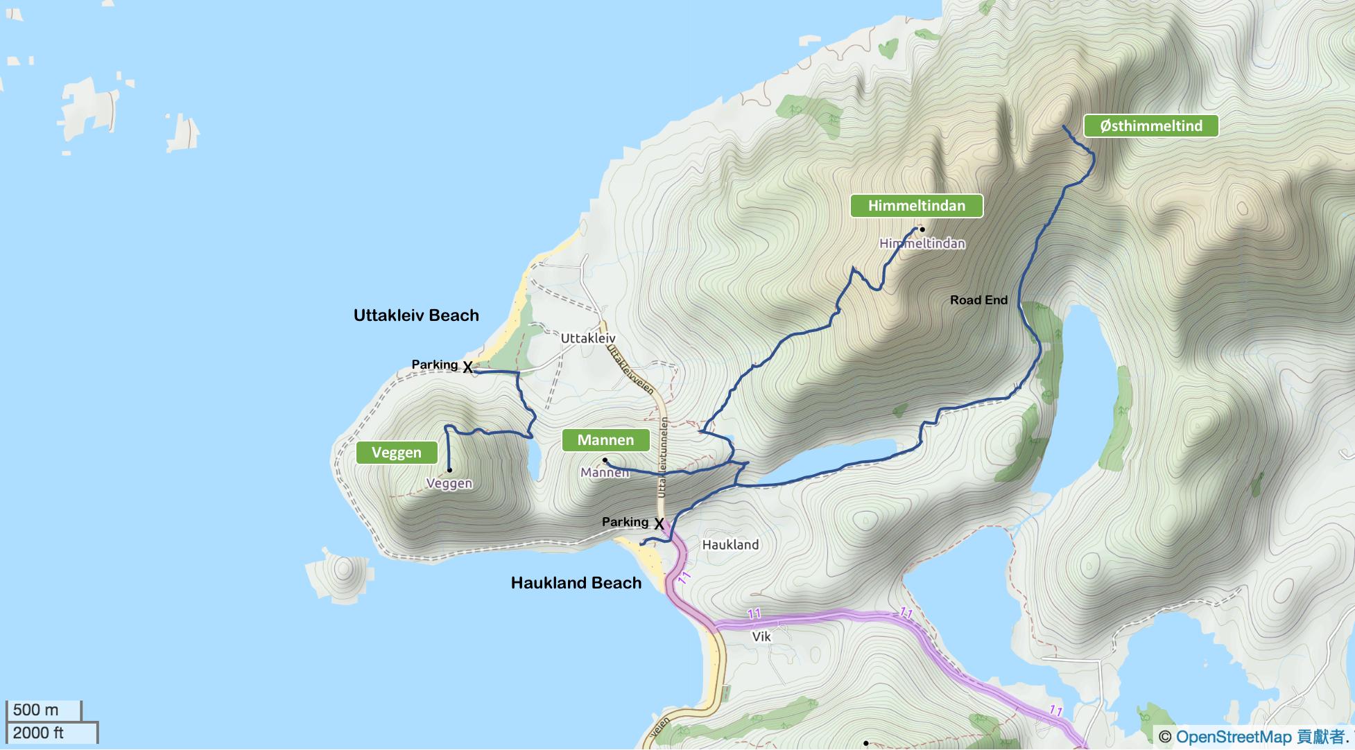 【羅弗敦群島】與羊共舞的人間仙境 - Uttakleiv Beach 與 Haukland Beach 50