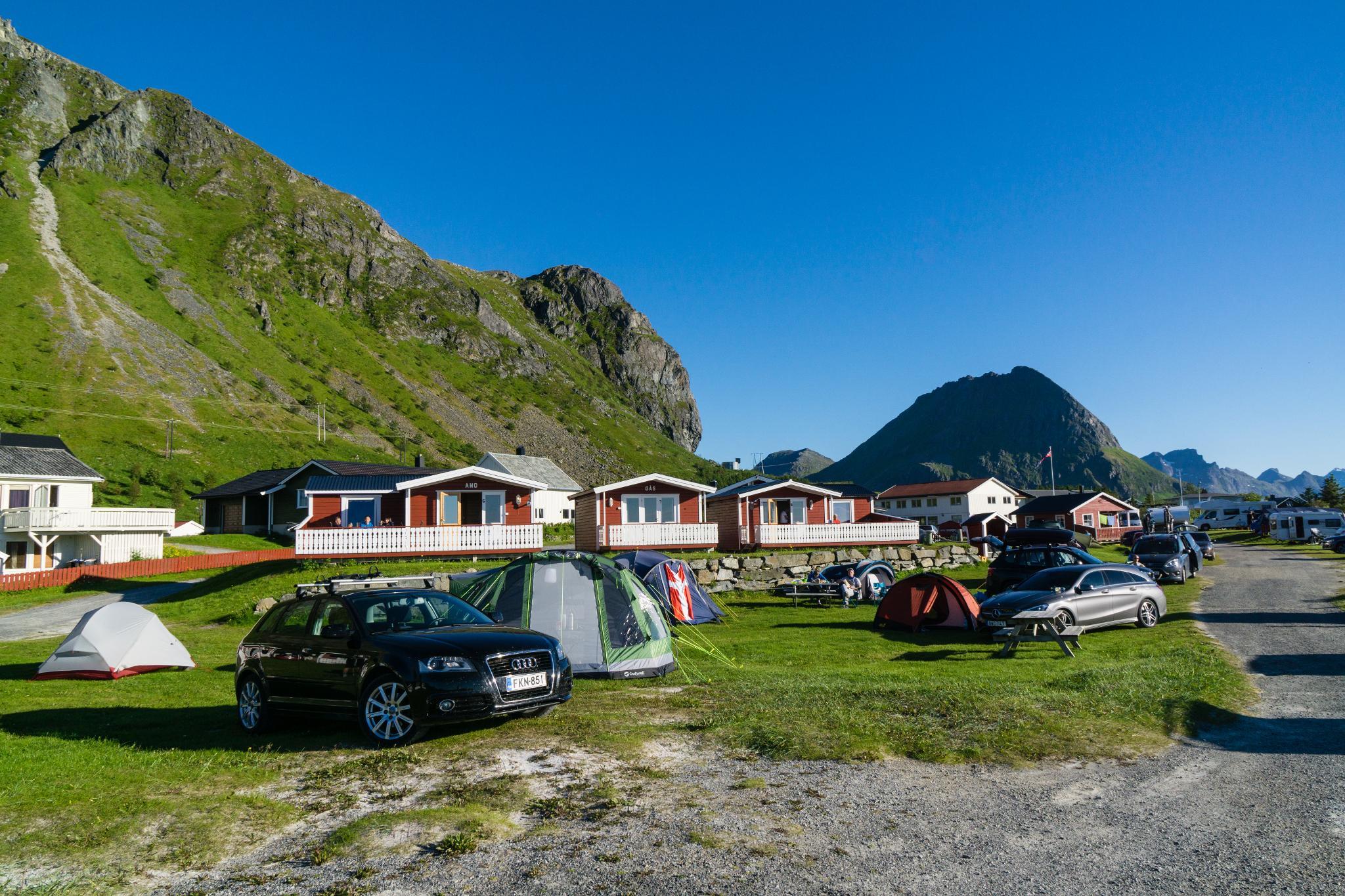 【北歐露營】推薦羅弗敦群島露營地 - Ramberg Camping 6