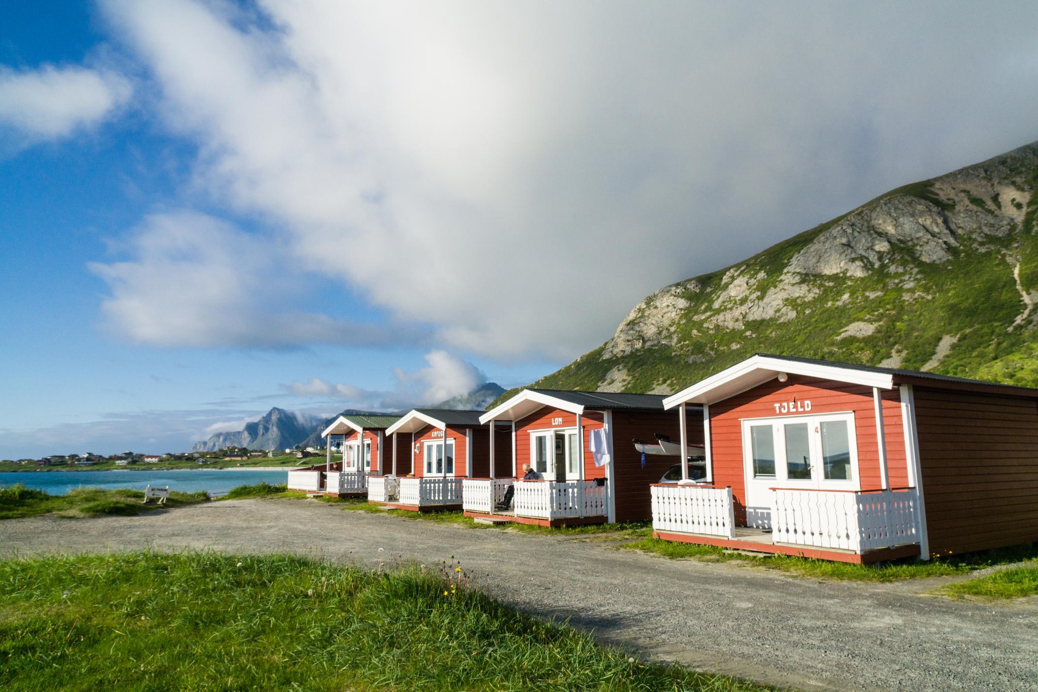 挪威瑞典露營 6