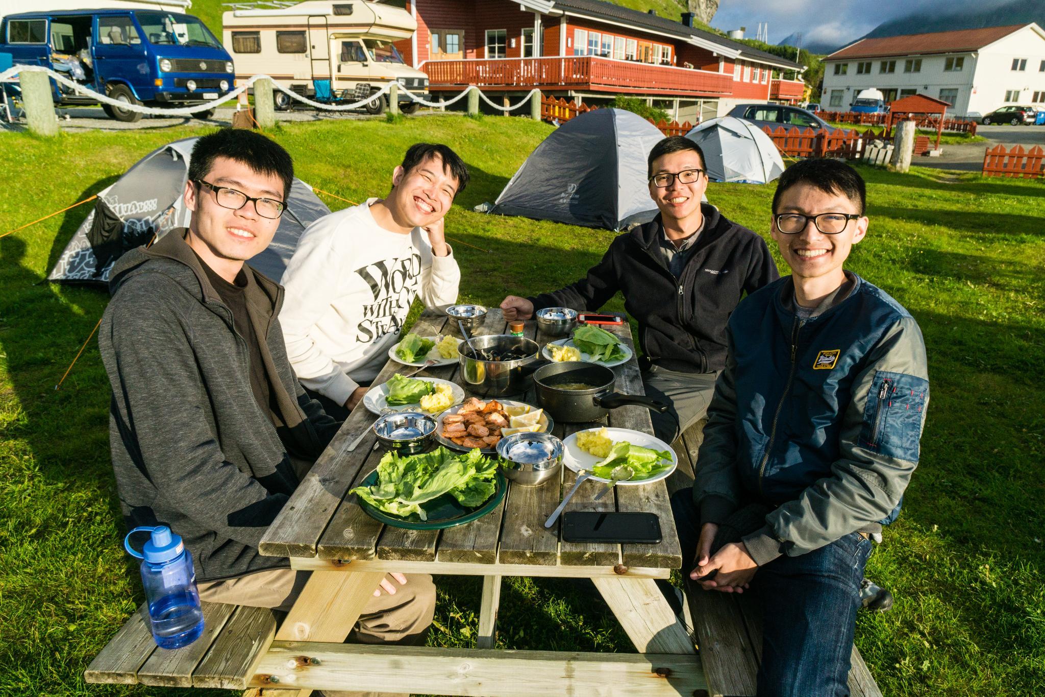 【北歐露營】推薦羅弗敦群島露營地 - Ramberg Camping 18