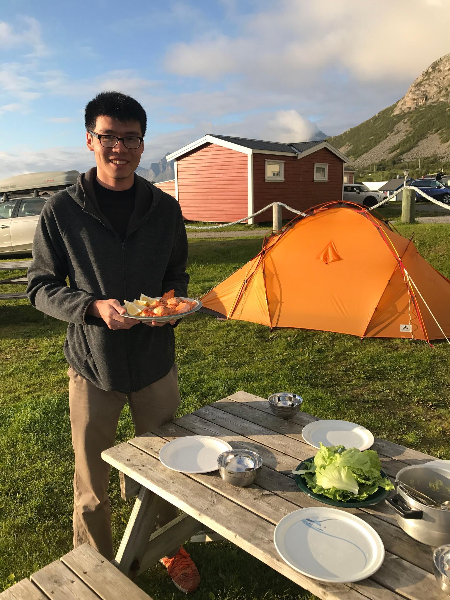 【北歐露營】推薦羅弗敦群島露營地 - Ramberg Camping 19