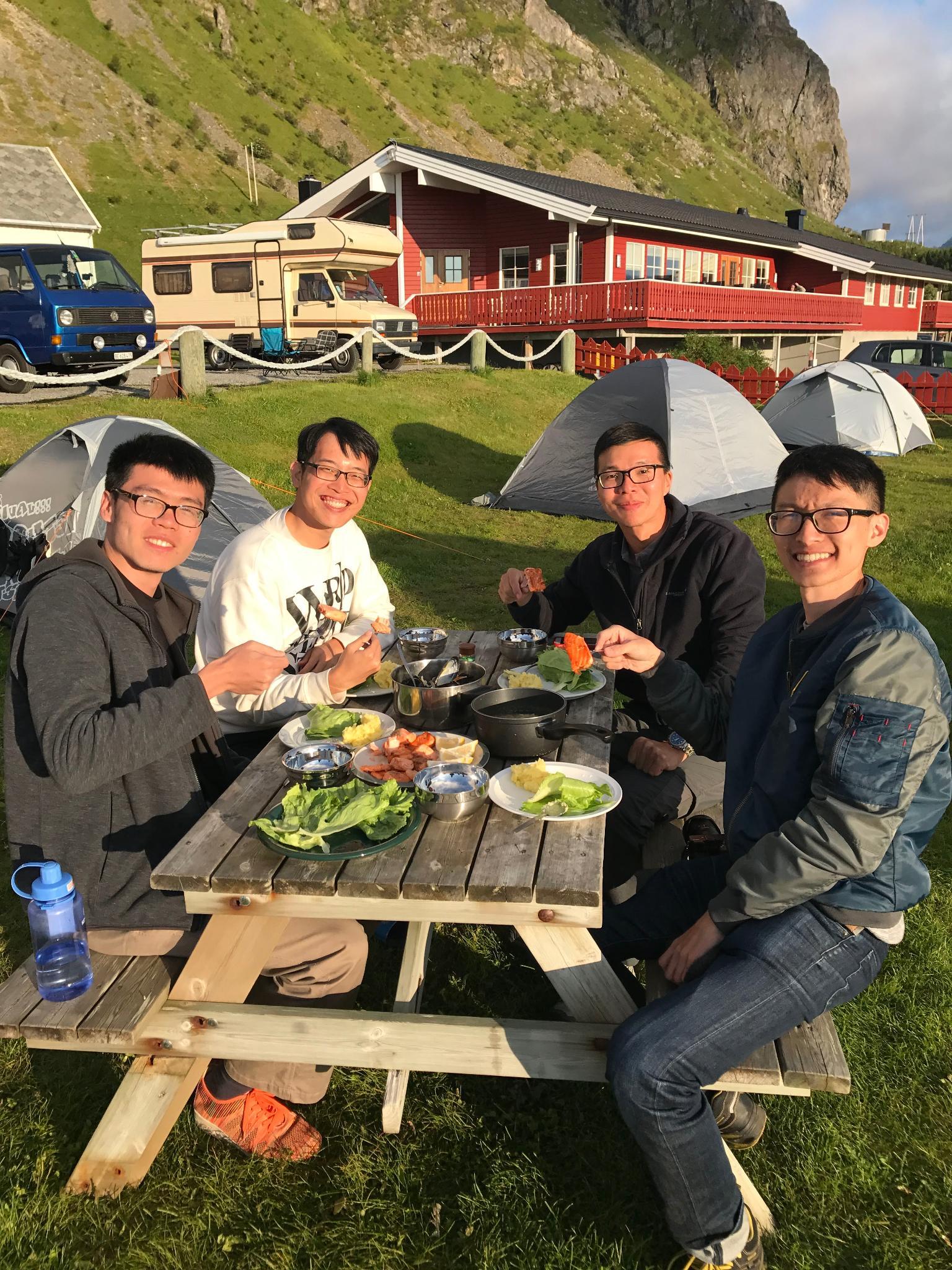 【北歐露營】推薦羅弗敦群島露營地 - Ramberg Camping 16