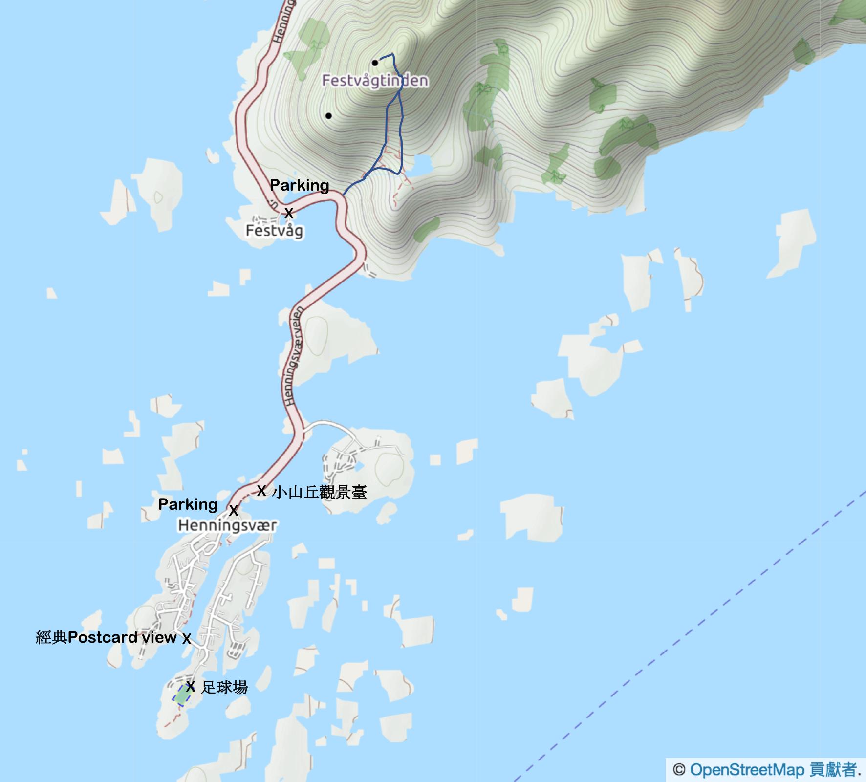 【羅弗敦群島】北極圈的威尼斯 - Henningsvær 2