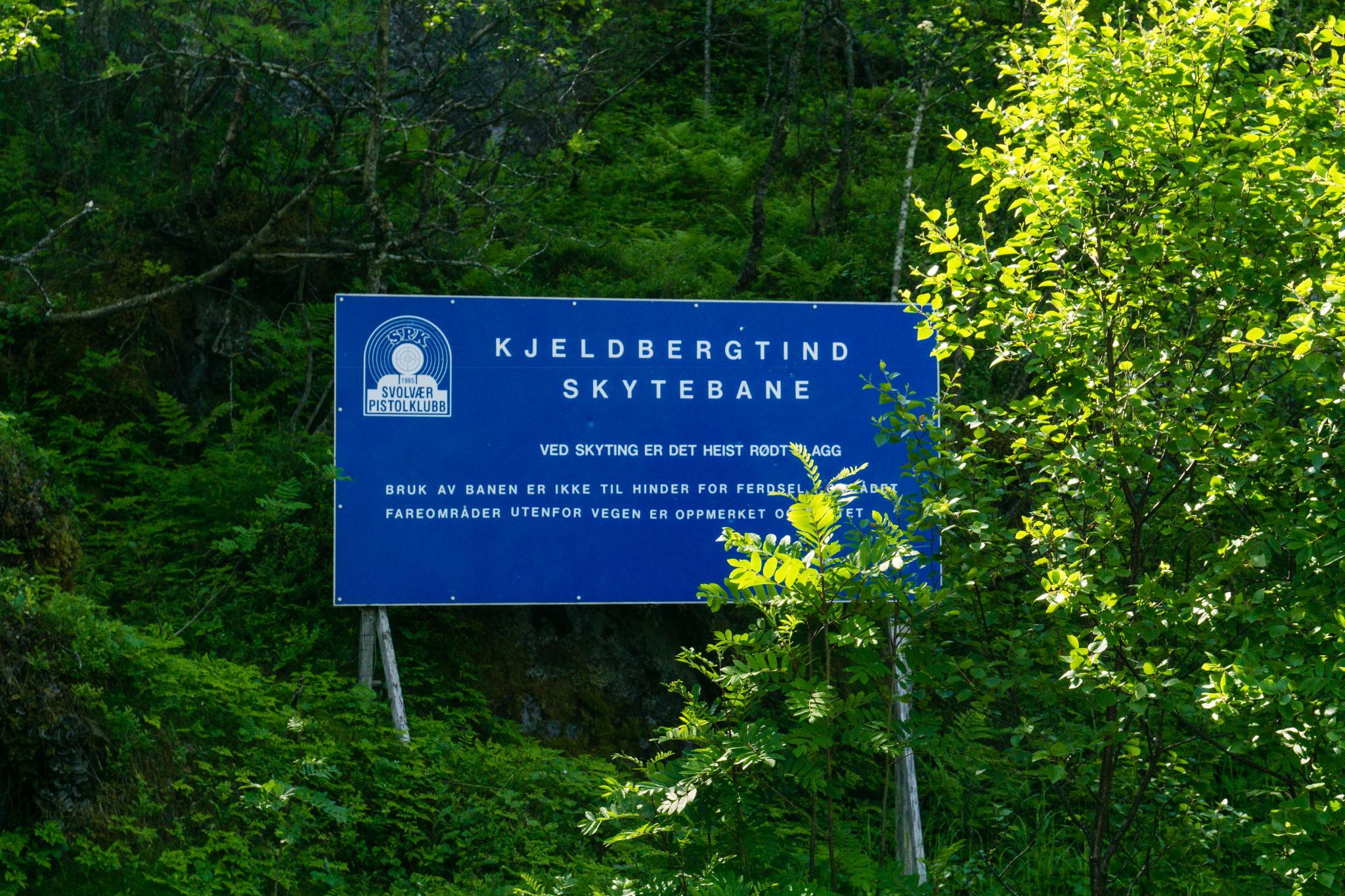 【羅弗敦群島】一次眺望兩個小鎮的人氣健行路線 - Tjeldbergtind Trail 2