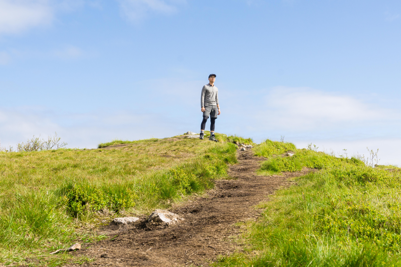 【羅弗敦群島】一次眺望兩個小鎮的人氣健行路線 - Tjeldbergtind Trail 20