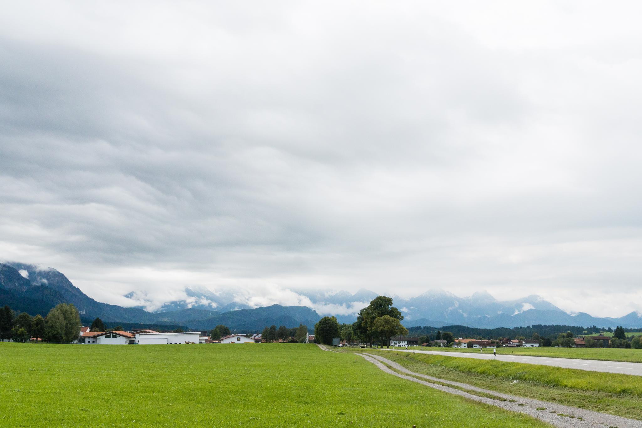 【德國】阿爾卑斯大道:維斯朝聖教堂 (Wieskirche) 3