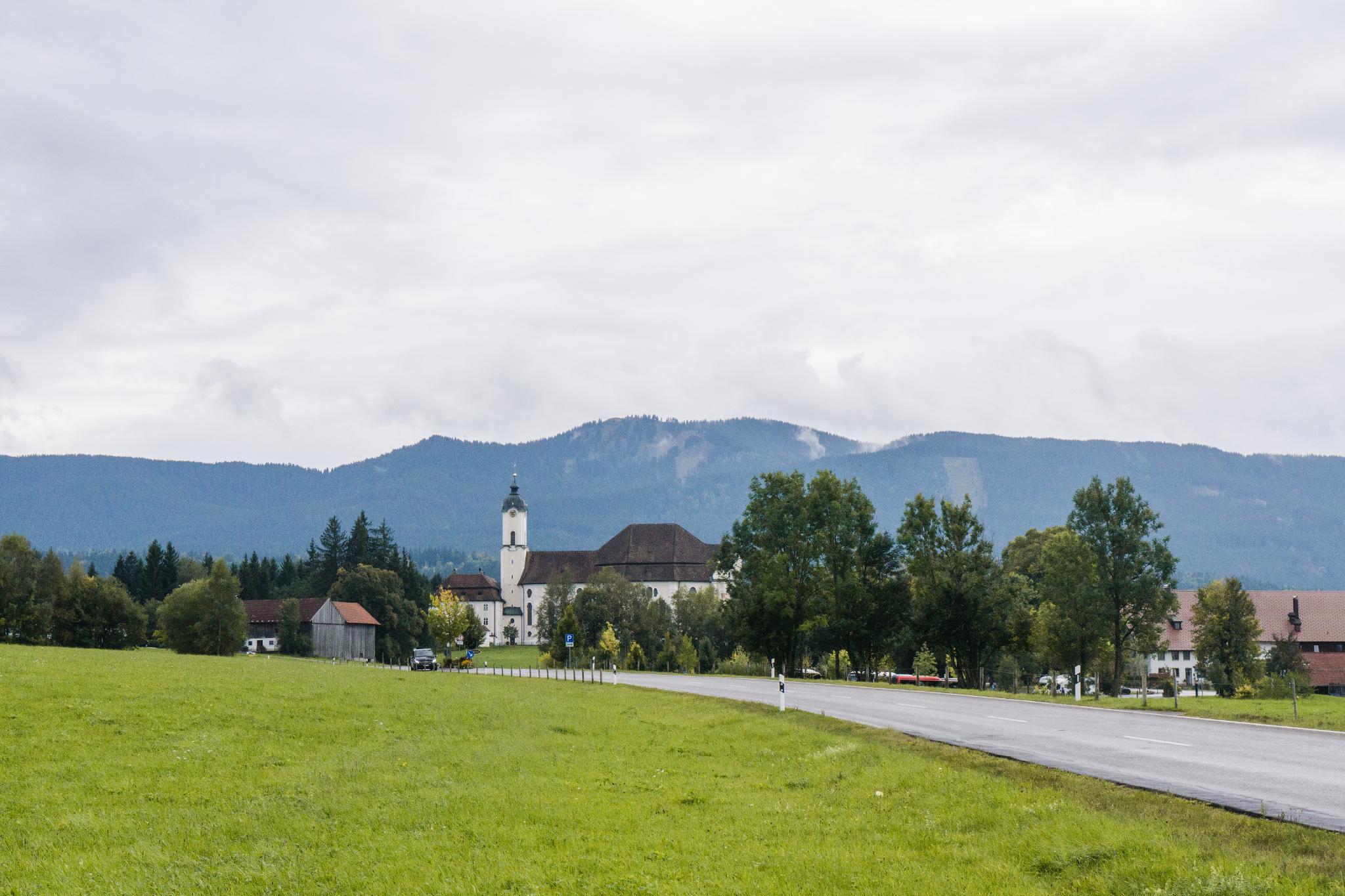 【德國】阿爾卑斯大道:維斯朝聖教堂 (Wieskirche) 24