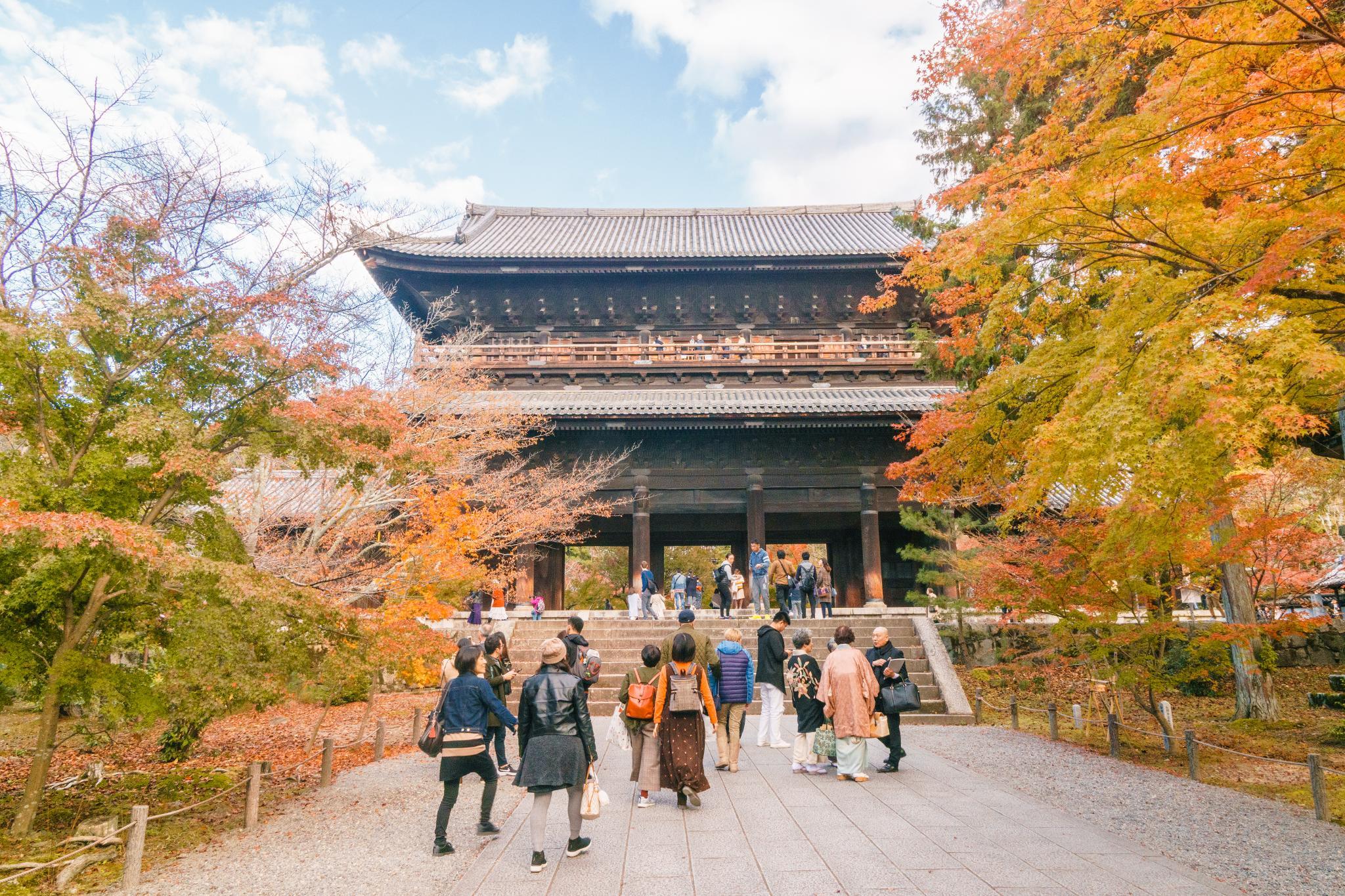 【京都】秋光葉影的古寺散策 - 南禪寺 79