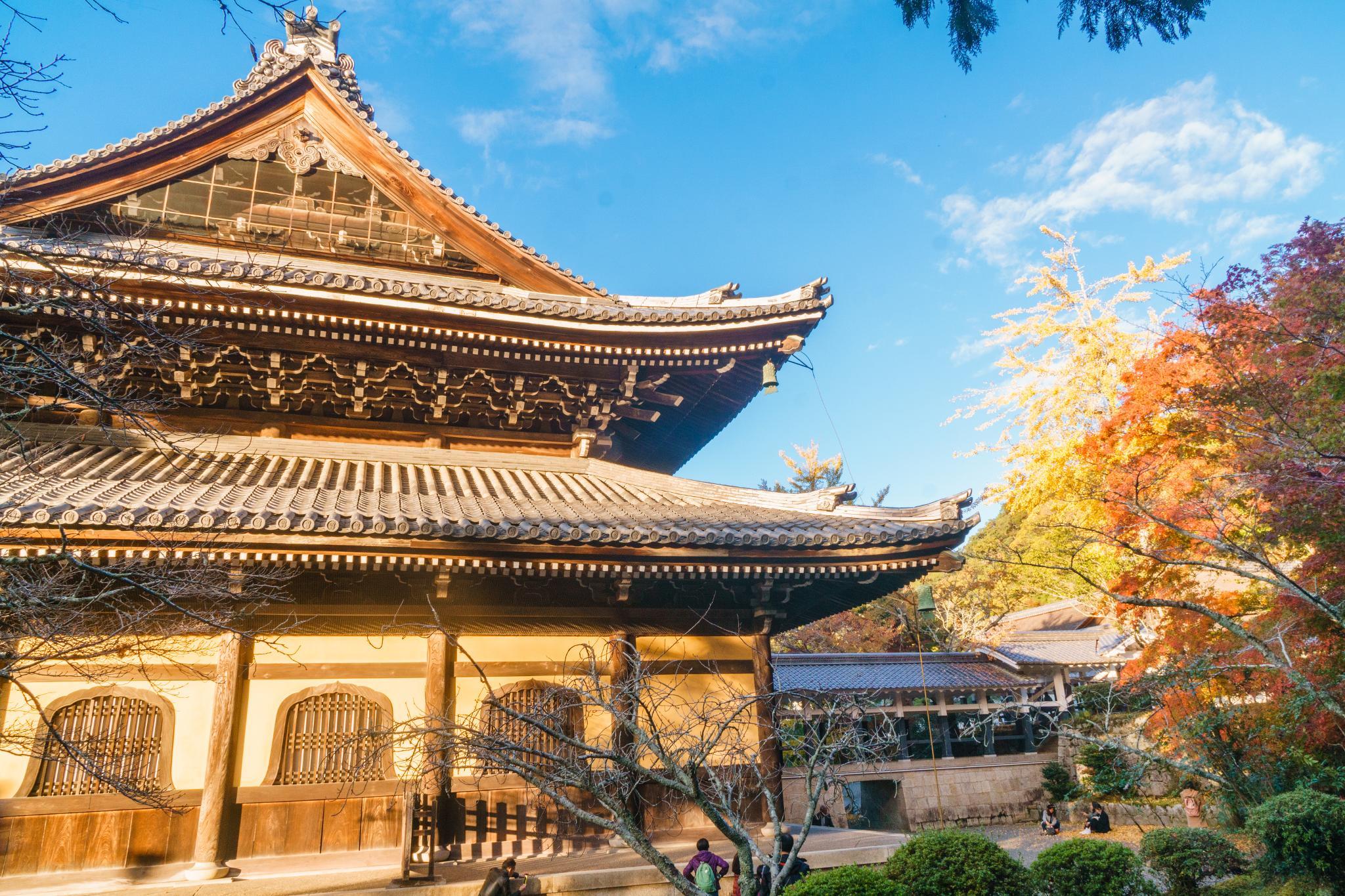 【京都】秋光葉影的古寺散策 - 南禪寺 107