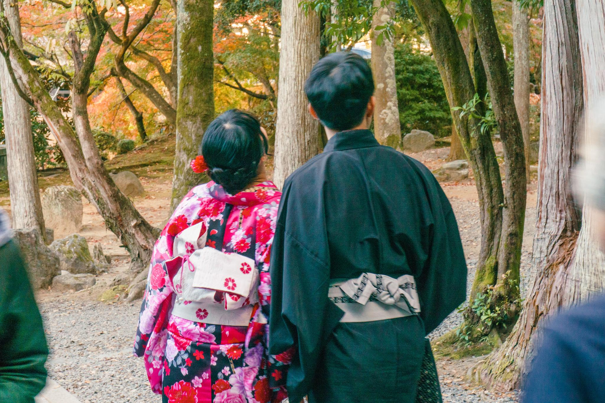 【京都】秋光葉影的古寺散策 - 南禪寺 101