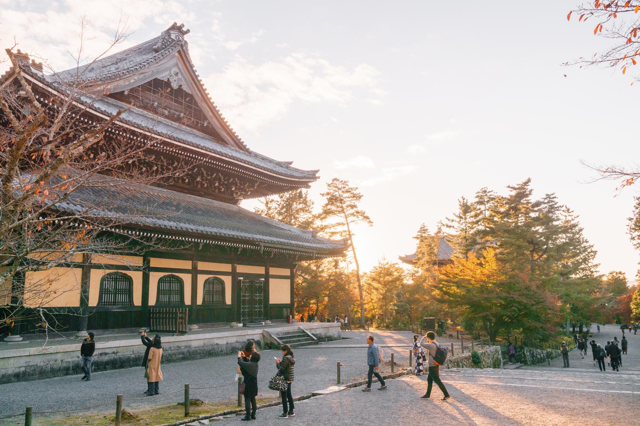 【京都】秋光葉影的古寺散策 - 南禪寺 108