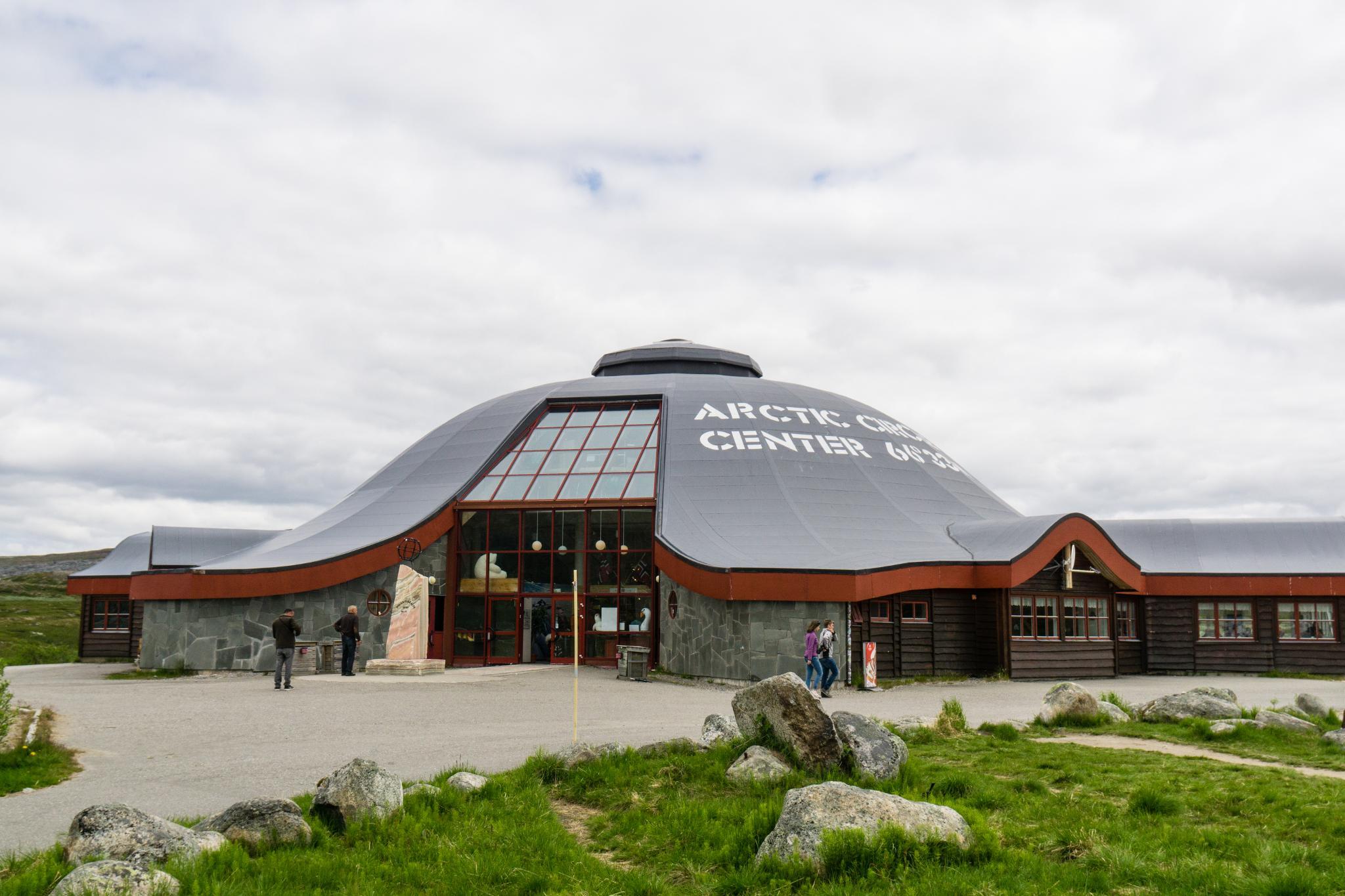 【北歐景點】通往極圈的重要門戶 - 挪威北極圈中心 The Arctic Circle Centre 2