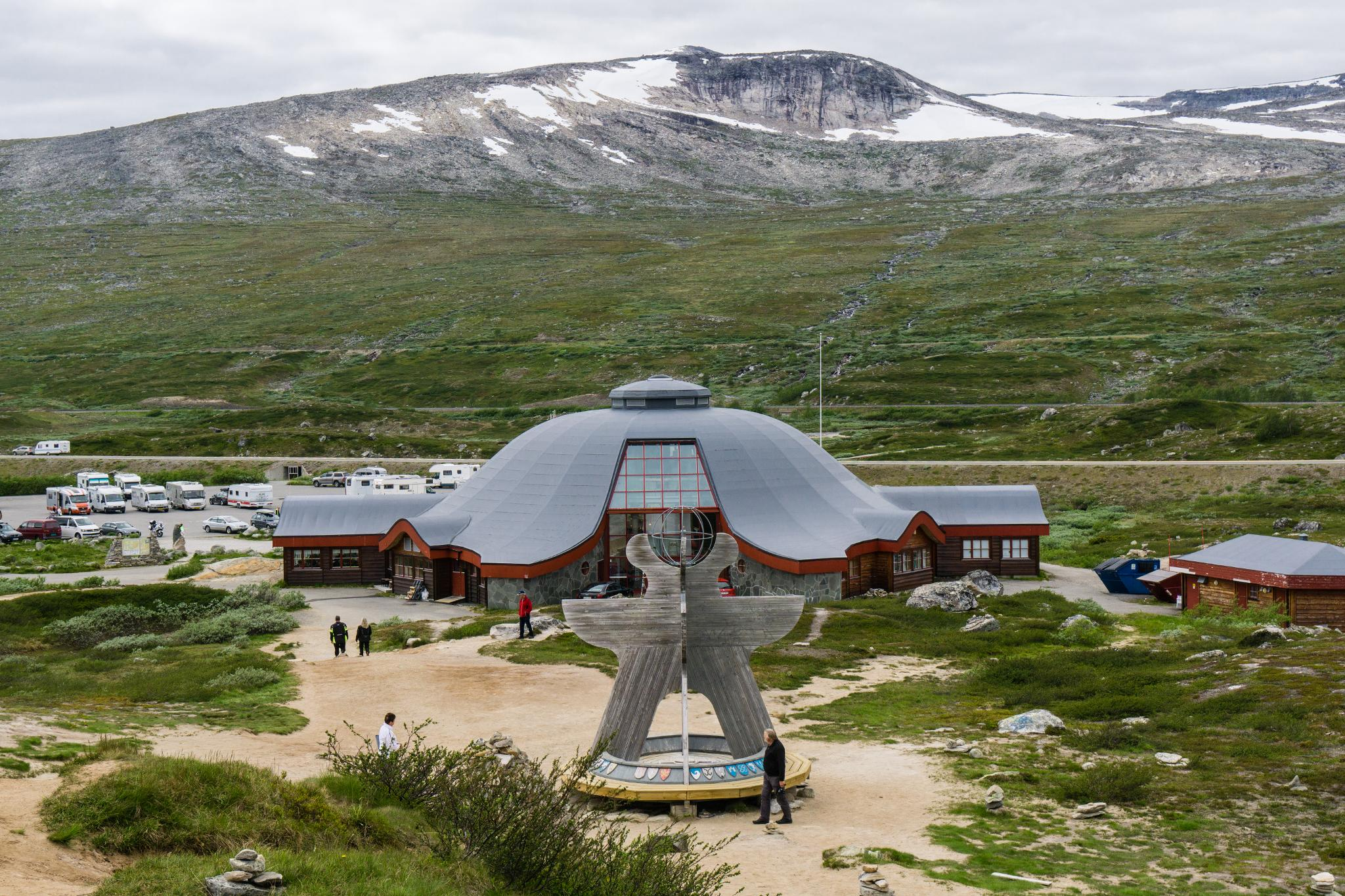 【北歐景點】通往極圈的重要門戶 - 挪威北極圈中心 The Arctic Circle Centre 6