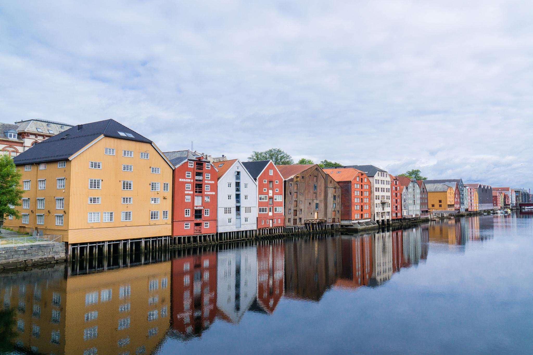 【北歐景點】拜訪維京王的千年古城 - Trondheim 特隆赫姆景點懶人包 14
