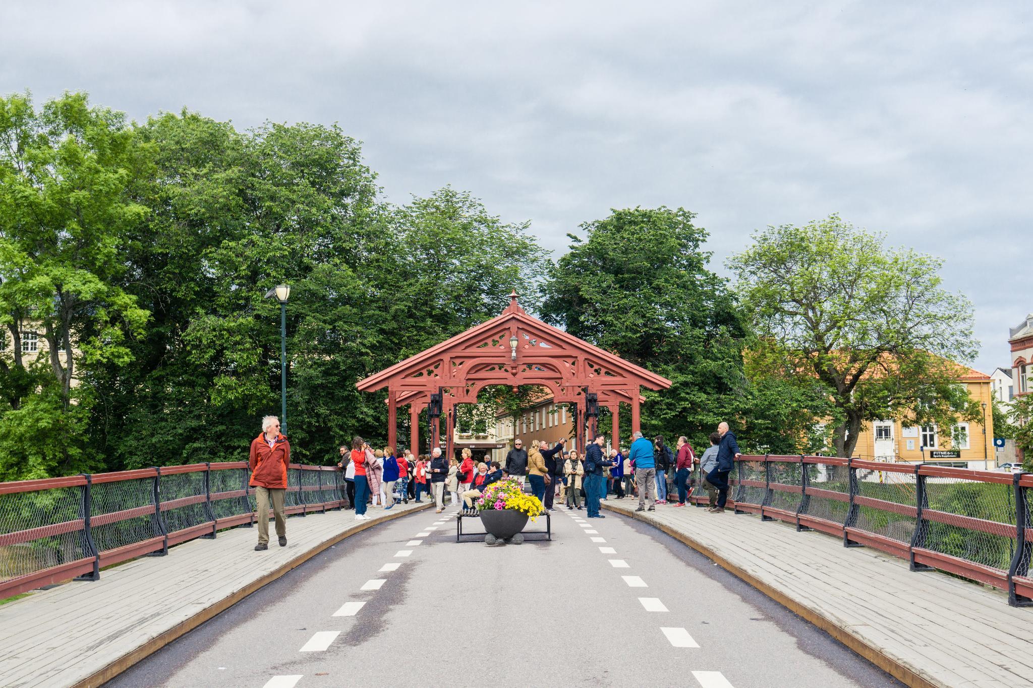 【北歐景點】拜訪維京王的千年古城 - Trondheim 特隆赫姆景點懶人包 12