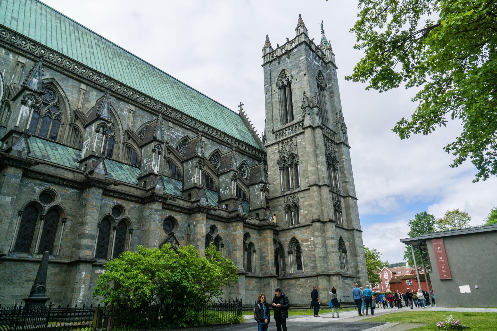 【北歐景點】拜訪維京王的千年古城 - Trondheim 特隆赫姆景點懶人包 19