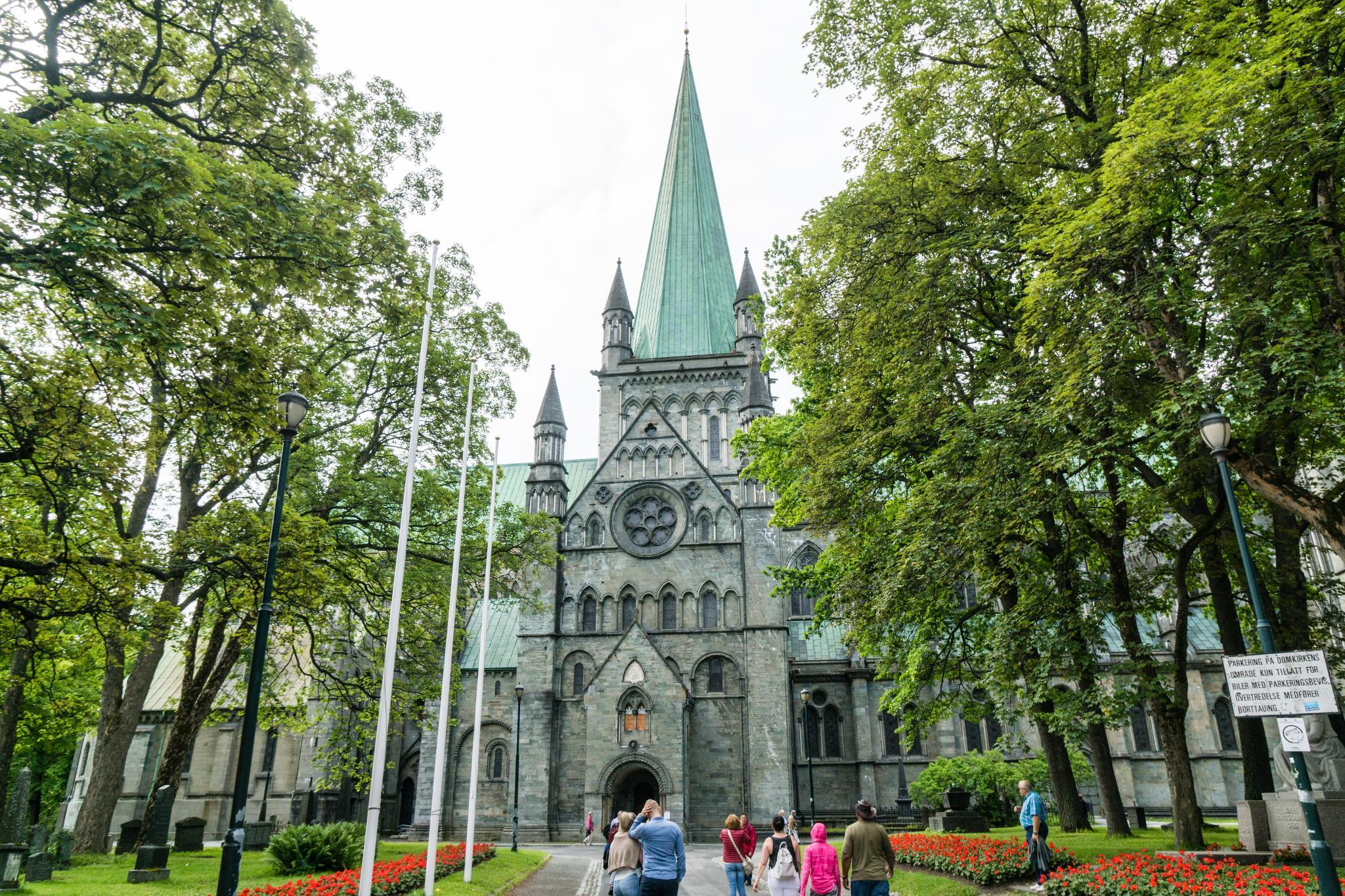 【北歐景點】拜訪維京王的千年古城 - Trondheim 特隆赫姆景點懶人包 18