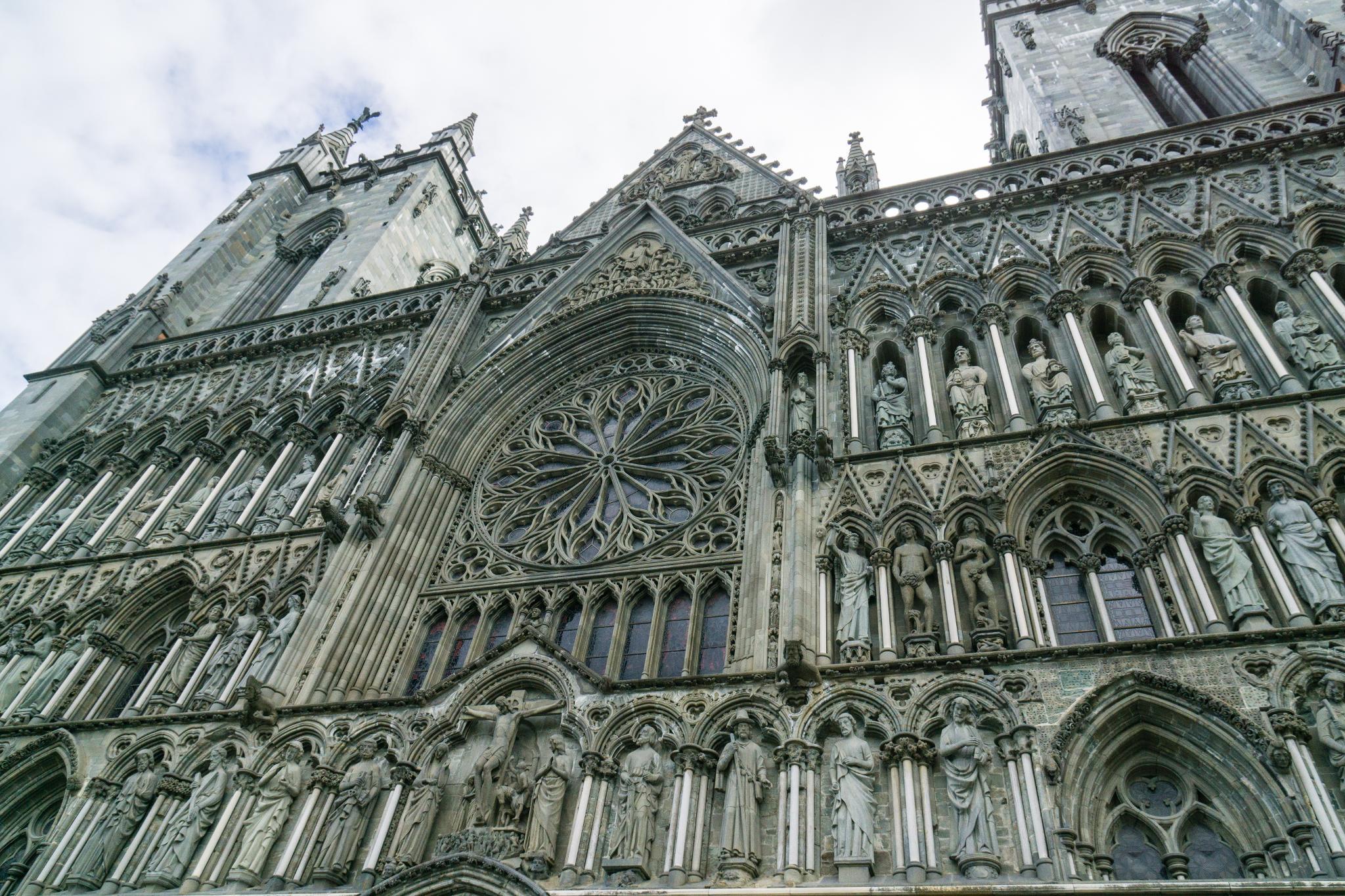【北歐景點】拜訪維京王的千年古城 - Trondheim 特隆赫姆景點懶人包 23
