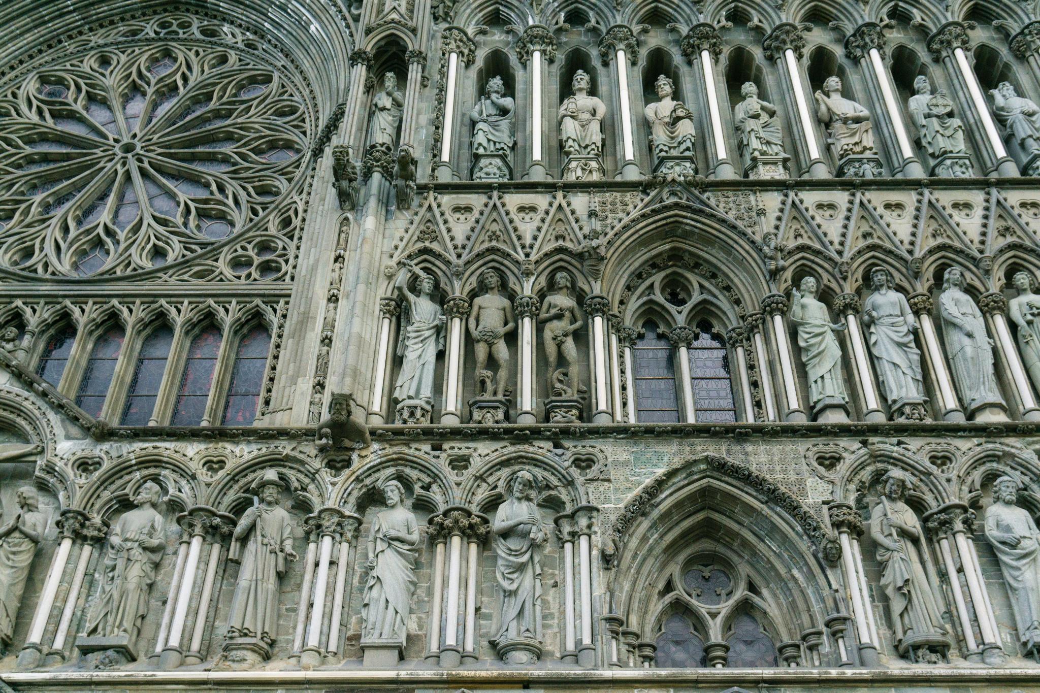 【北歐景點】拜訪維京王的千年古城 - Trondheim 特隆赫姆景點懶人包 24
