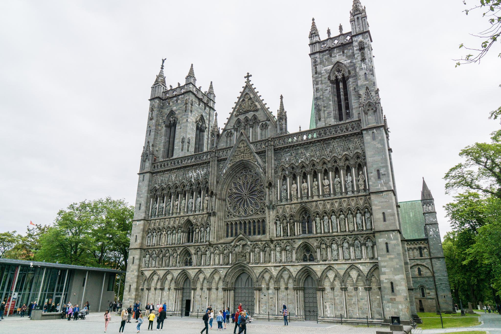 【北歐景點】拜訪維京王的千年古城 - Trondheim 特隆赫姆景點懶人包 21