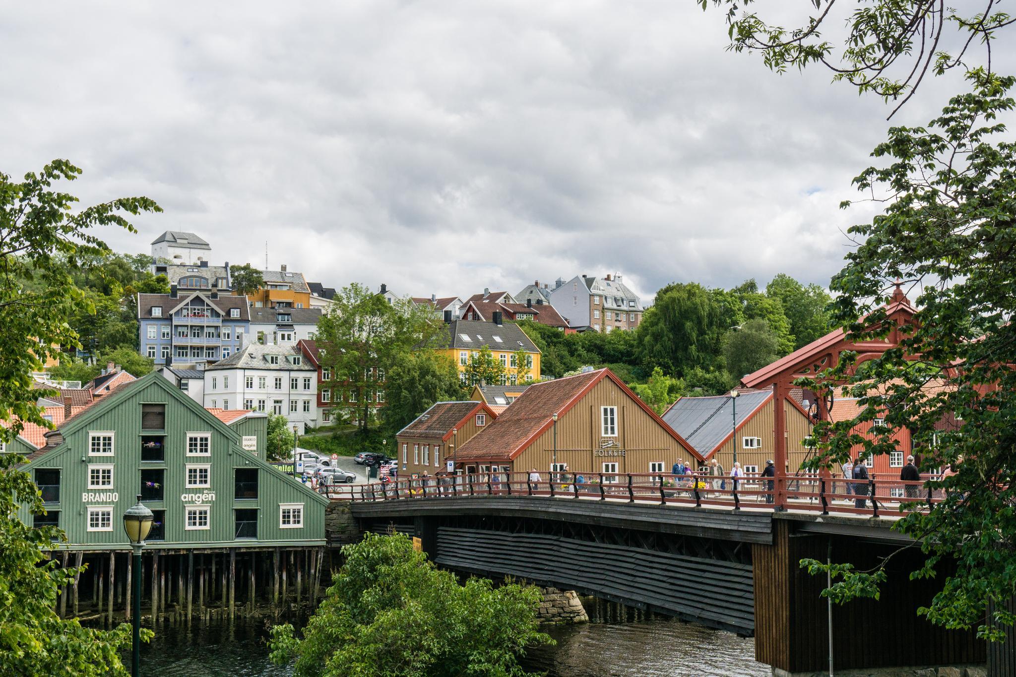 【北歐景點】拜訪維京王的千年古城 - Trondheim 特隆赫姆景點懶人包 11