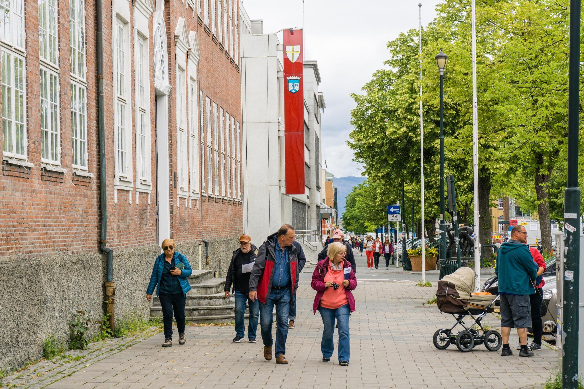 【北歐景點】拜訪維京王的千年古城 - Trondheim 特隆赫姆景點懶人包 28