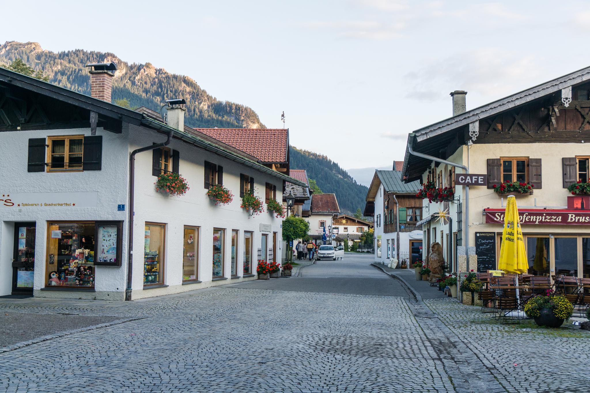 【德國】 阿爾卑斯大道 - 上阿瑪高小鎮 (Oberammergau) 5