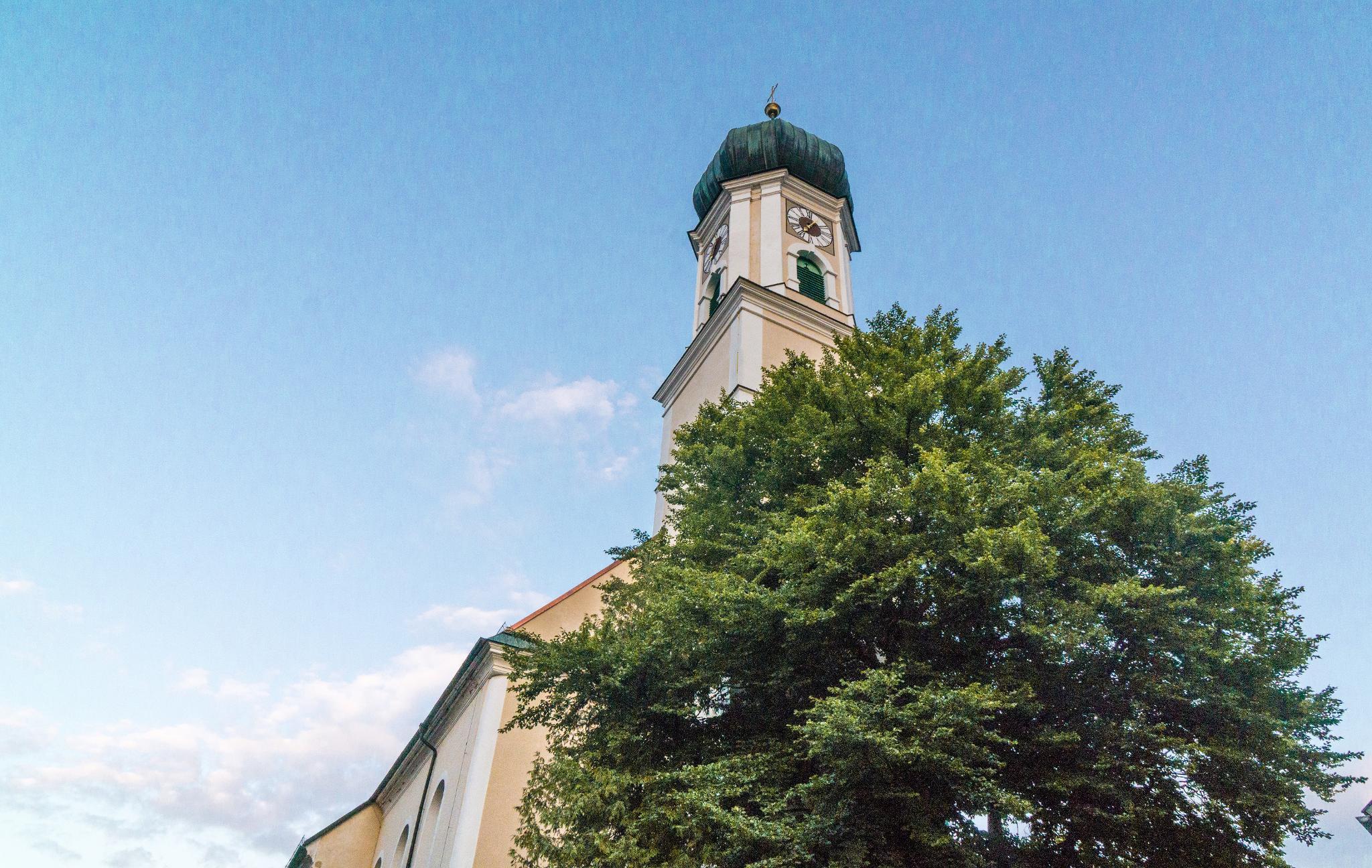 【德國】 阿爾卑斯大道 - 上阿瑪高小鎮 (Oberammergau) 11