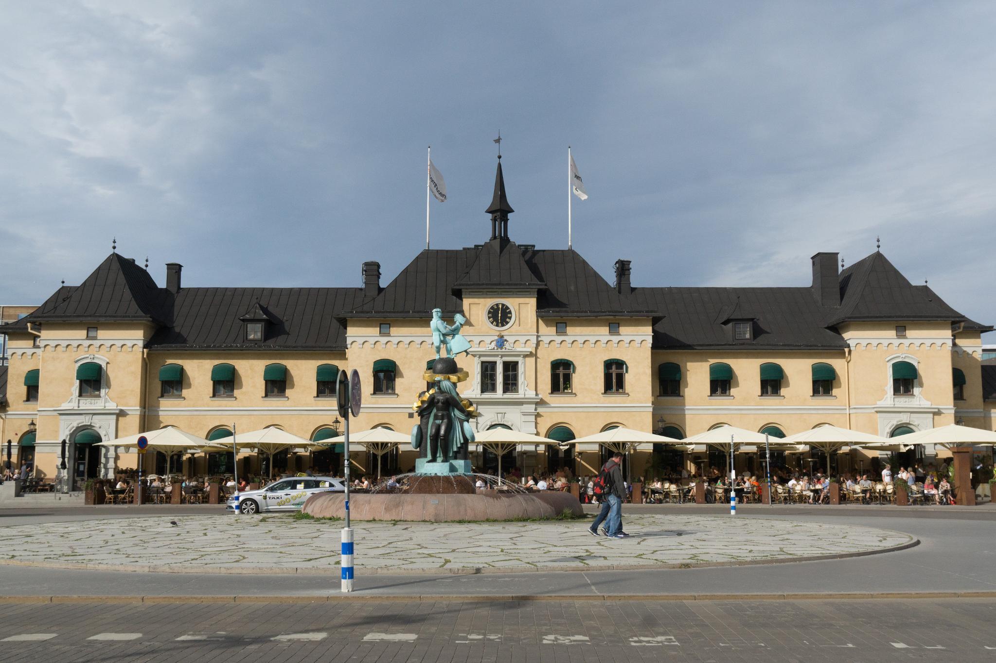 【北歐景點】瑞典的歷史縮影 — 老城烏普薩拉(Uppsala)的人文風景 2