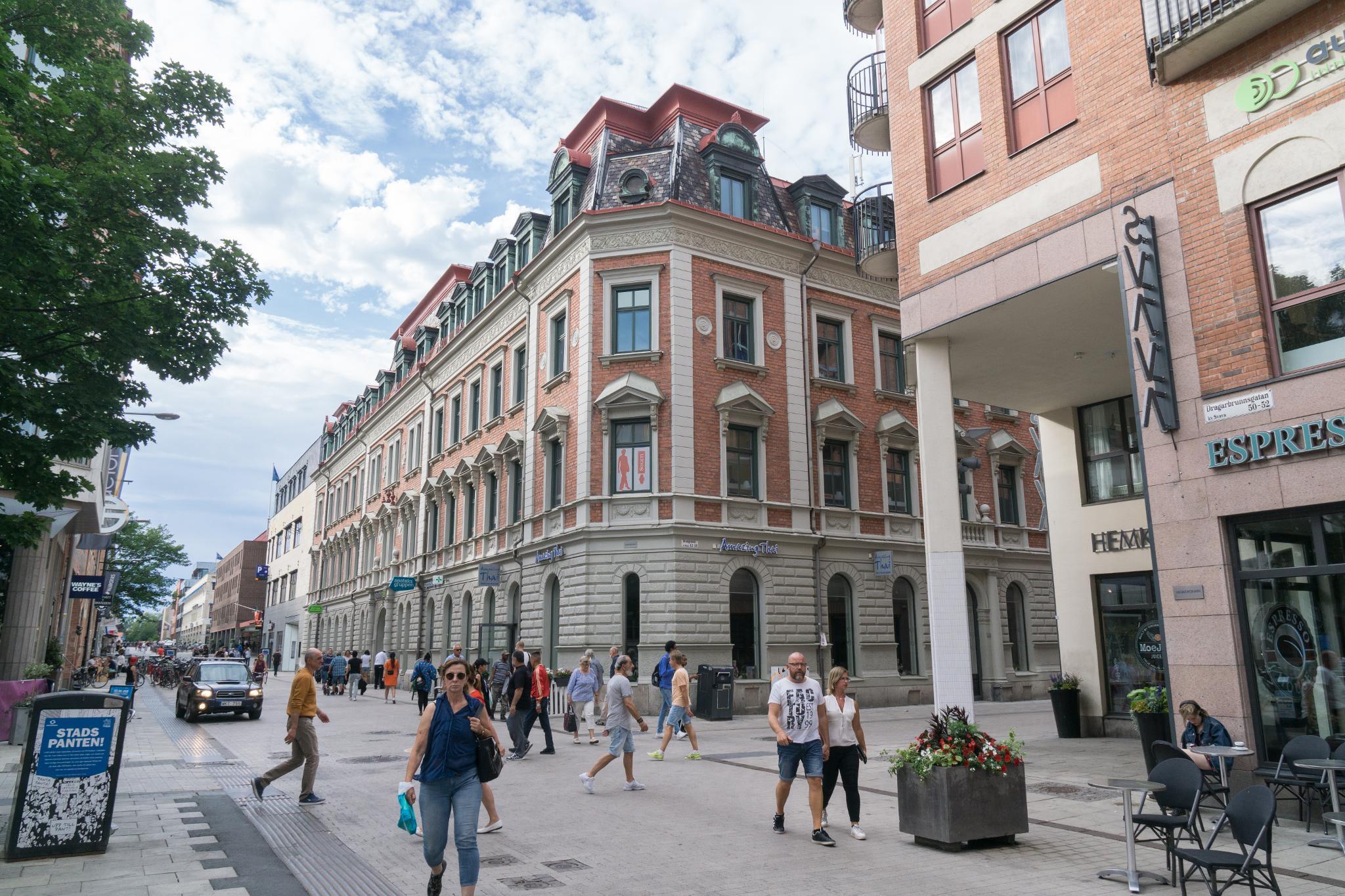 【北歐景點】瑞典的歷史縮影 — 老城烏普薩拉(Uppsala)的人文風景 4